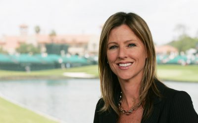 Family Golf Week Names Kelly Tilghman Mother of the Year